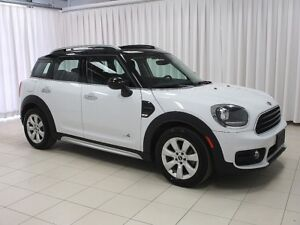 2018 MINI Cooper Countryman ALL4 AWD w/ DUAL MOONROOF, BACK UP C