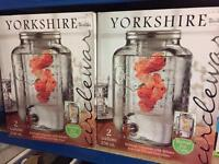 Drinks dispenser ideal for wedding / party