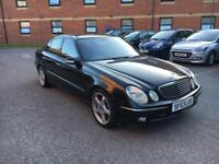 2003 (53) Mercedes e320 cdi automatic full leather sat nav 1 years m.o.t
