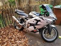 Kawasaki zx6r 2000 600