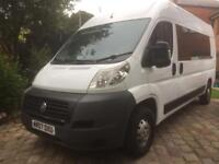 Fiat Ducato 2.3 iveco engine 2007 165k drives well 11months MOT