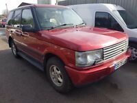 P38 4x4 RANGE ROVER 2.5 DSE TURBO DIESEL BME ENGINE ** BEST THEY MADE ** GREAT LAND ROVER