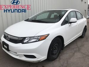 2012 Honda Civic EX EX EDITION WITH SOLID FUEL ECONOMY AND RELIA
