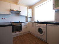 A newly refurbished 2 double bedroom maisonette with parking space seconds from FinchleyCentral tube