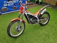 Beta rev 50 kids trials bike