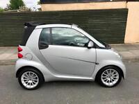 Smart fortwo convertible 2011 reg