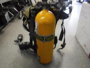 MSA Fire Hawk Air Respirator. We Sell Used Goods. 114159*