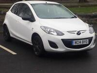MAZDA 2 2014 (14 REG)***£3888***VERY LOW MILES*5 DOOR*MANUAL*CHEAP CAR TO RUN*PX WELCOME*DELIVERY