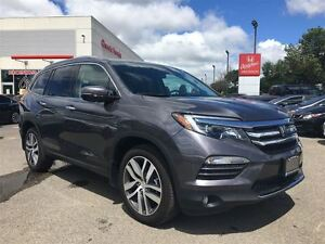 2017 Honda Pilot TOURING | ONLY 1,993KMS | NAV | LEATHER | REAR