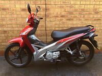 Honda AFS WAVE 110i 110cc *IMMACULATE, FSH & LOW MILES*