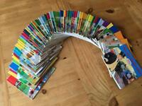 50 books of Thomas the Tank Engine collection!