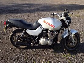 Suzuki Katana 650 1981, very good condition £1250 ono