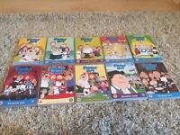 Family Guy 1-10