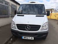 Mercedes BENZ SPRINTER with Fridge