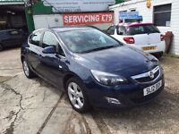 2012 VAUXHALL ASTRA 1.4 SRI,SERVICE HISTORY, HPI CLEAR, FINANCE AND WARRANTY AVAILABLE
