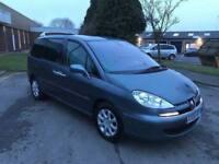 2006 Peugeot 806 2.2 diesel 12 months mot/3 months parts and labour warranty