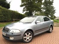 2006 SKODA OCTAVIA 2.0 TDI DSG AUTO FULLY LOADED