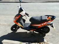 Boatian 49cc gt eagle scooter