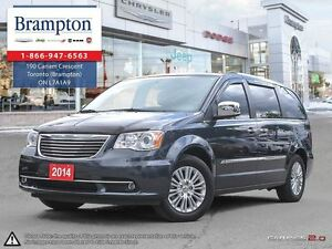 2014 Chrysler Town & Country Limited | 1 Owner Trade-in | Fully