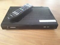 Hitachi PVR Freeview+ digital reciever and recorder - HDR255
