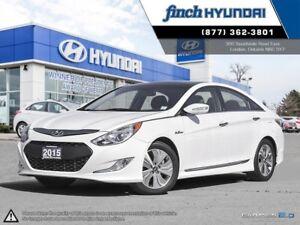 2015 Hyundai Sonata Hybrid Limited Navigation | Back up Camer...