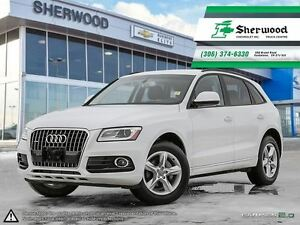 2016 Audi Q5 2.0T Komfort Only 17, 000kms!!