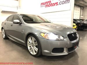2011 Jaguar XFR XFR Supercharged 510 HP