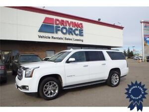 2016 GMC Yukon XL SLT, 5.3L EcoTec3 V8, Rear Vision Camera