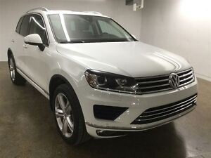 2016 Volkswagen Touareg | Execline 3.6L
