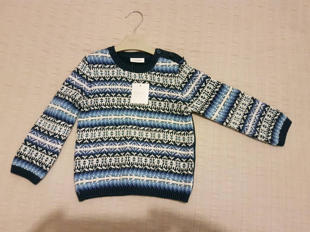 Next Brand New with tags jumper