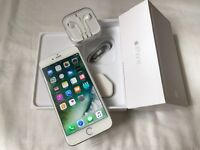 Apple iPhone 6 Plus Silver factory unlocked sim-free brand new in box for sale