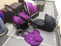 Oyster pram/stroller