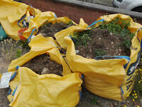 Free Garden Top Soil - take as much as you like