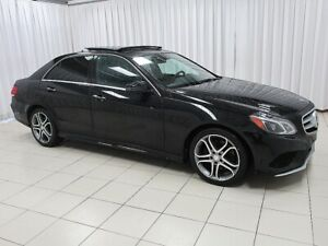 2015 Mercedes Benz E-Class E400 4MATIC AWD SEDAN - TEXT 902-200-