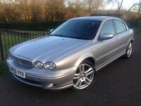Jaguar X Type 2.0 Diesel - Fully Loaded - Full Service History - Low Mileage - Warranty - Immaculate