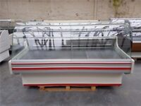 Serve Over Counter Display Fridge Meat Chiller 200cm (6.5 feet) ID:T2411