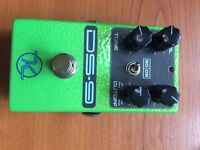 Keeley DS-9 - Legendary Distortion Pedal - Hardly Used - As New