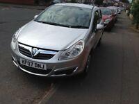 : Vauxhall CORSA