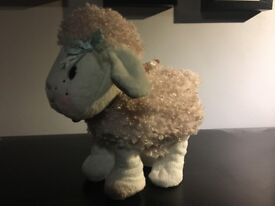 Baby Annabell Walking Little Lamb Soft Toy