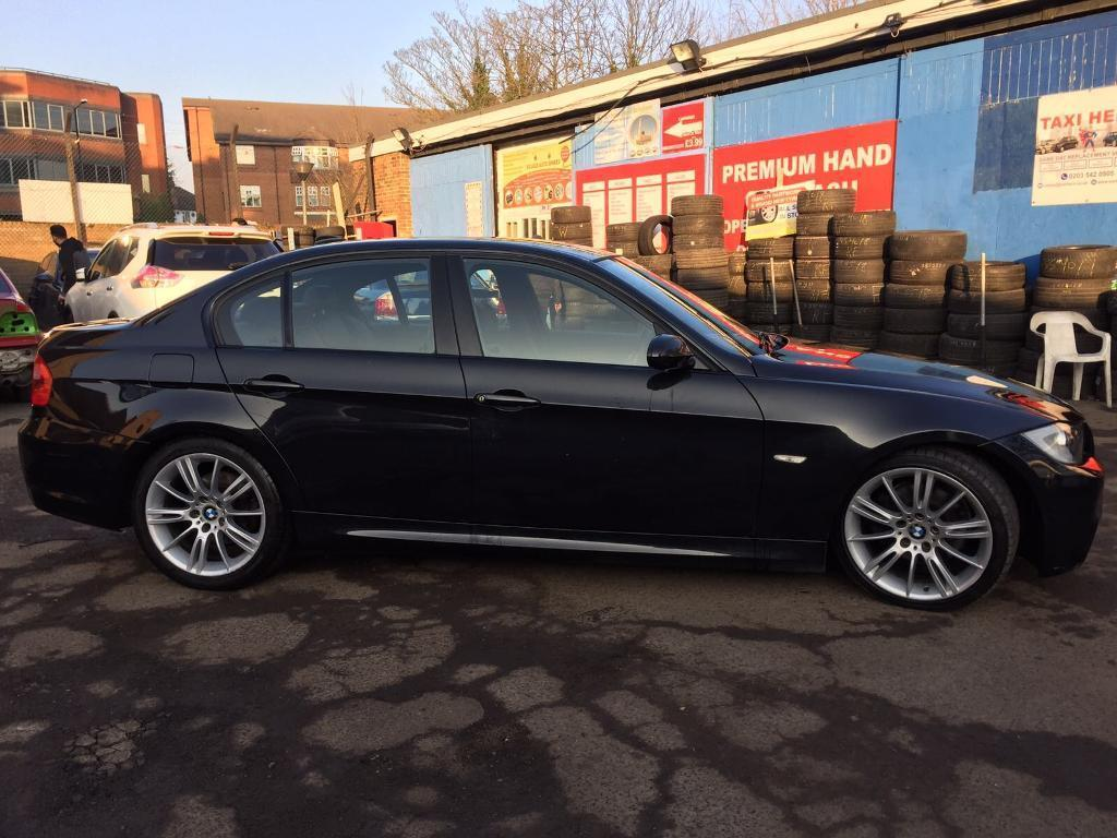 bmw 320d m sport e90 2008 177bhp in slough berkshire gumtree. Black Bedroom Furniture Sets. Home Design Ideas