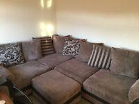 Corner sofa for sale originally from DFS £450 ono