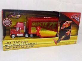 Disney Cars 3 Race Track Mack includes Lightning McQueen-Last One