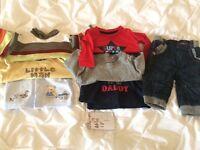 0-3 month boys bundle