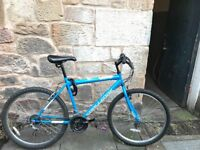 "Mountain bike for sale 26""wheels"
