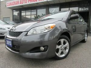 2013 Toyota Matrix SUNROOF-ALLOYS- BLUETOOTH-WARRANTY