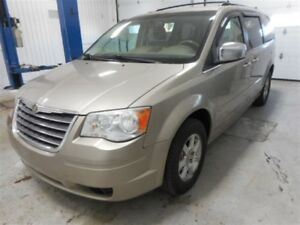 2008 Chrysler Town & Country portes coulissantes électrques