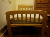 "John Lewis "" Anna"" Toddler Junior Bed"