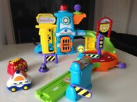 VTech Baby Toot Toot Police Station