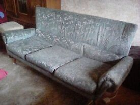 Sofa Set with 2 matching (set) chairs