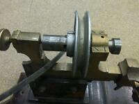 Vintage watchmakers lathe
